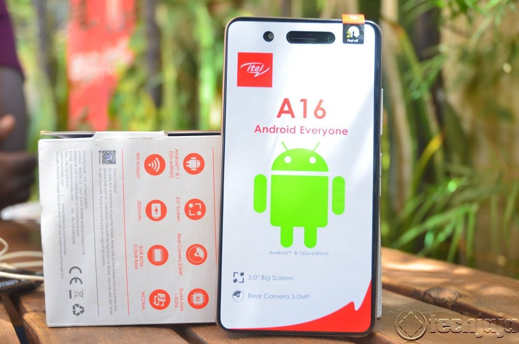 Itel A16 Price And Specification In Ghana