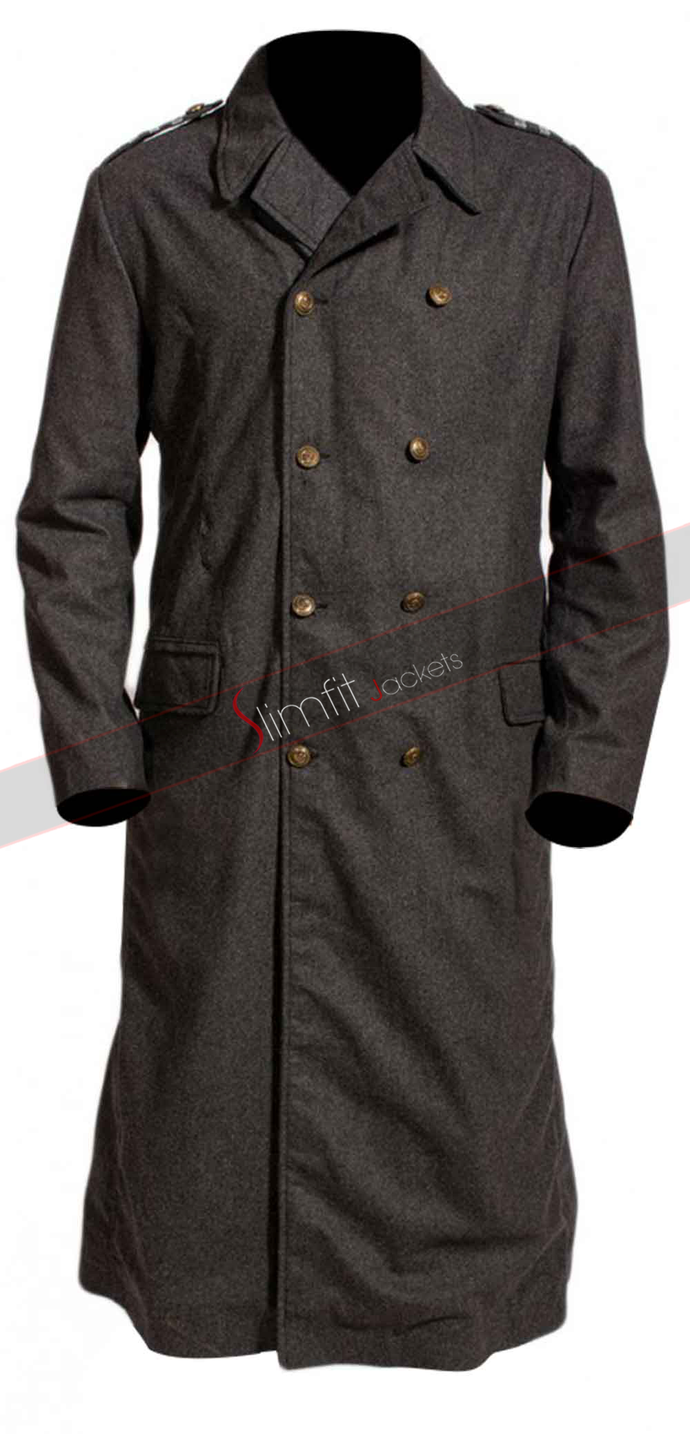 Death Sentence Billy Darley Garrett Hedlund Trench Coat