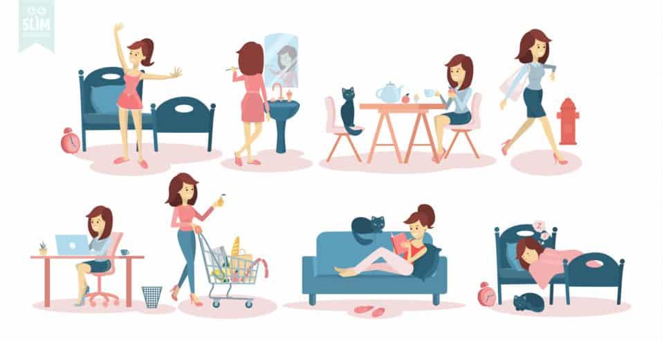 Huishouden op rolletjes – Structuur is de oplossing