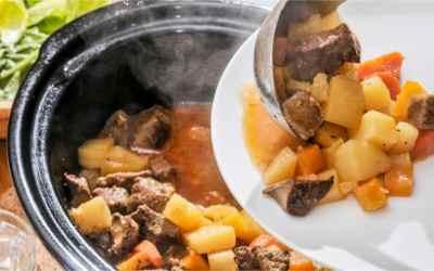 Bereid je gerechten eenvoudig in een Crockpot