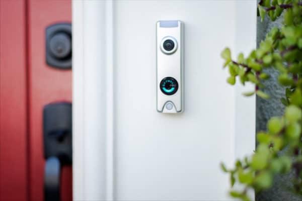 Skybell Trim Alu, wifi deurbel, video deurbel, slimme deurbellen, deurbel met camera, wifi deurbel