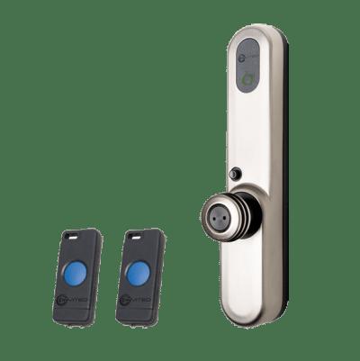 Invited Smart Lock, slimme deurslot, invited voordeurslot, afstandbediening