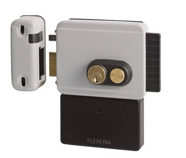 Flexeria opleg slot, slim deurslot, smartphone
