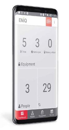 Dom tapkey, elektronisch slot, slim deurslot