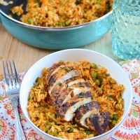 Syn Free Spanish Chicken and Rice