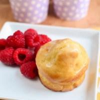 Lemon Drizzle Muffins