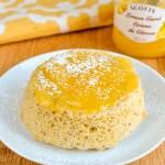 Low Syn Lemon Poppy Seed Mug Cake Slimming World Recipes