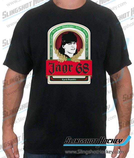 jaromir-jagr-68-black-tshirt