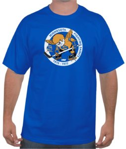 minnesota-fighting-saints-royal-blue-tshirt