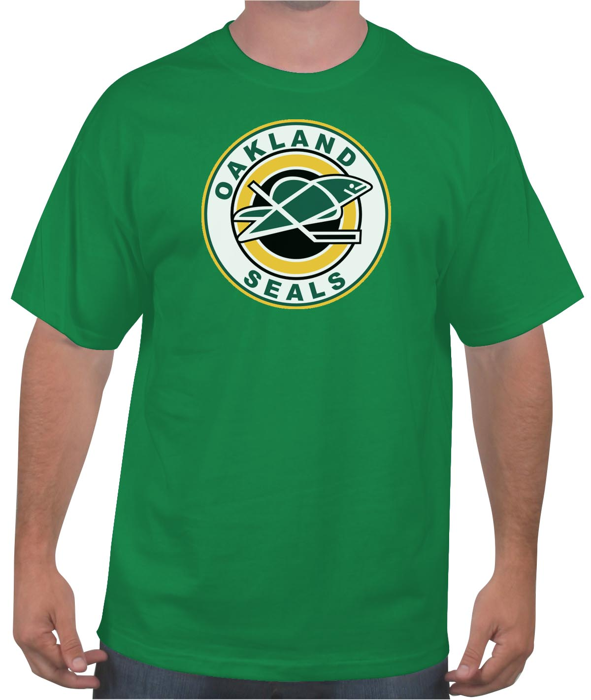 Oakland Seals Nhl 1967 1970 Hockey T Shirt