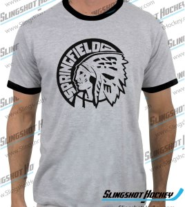 Springfield-Indians-ringer-heather-grey-black-mens-tshirt
