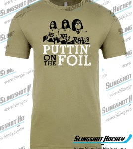 puttin-on-the-foil-light-army-green-mens-hockey-tee