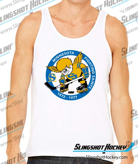minnesota-fighting-saints-white-hockey-tank-top