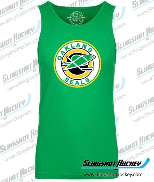 oakland-seals-green-hockey-tank-top
