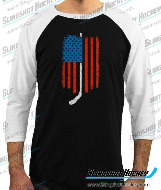 American-Flag-Hockey-raglan-white-sleeve-black-body