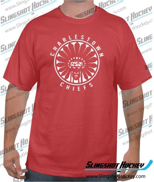 Charlestown-Chiefs-Warrior-slapshot-red-mens-hockey-tee