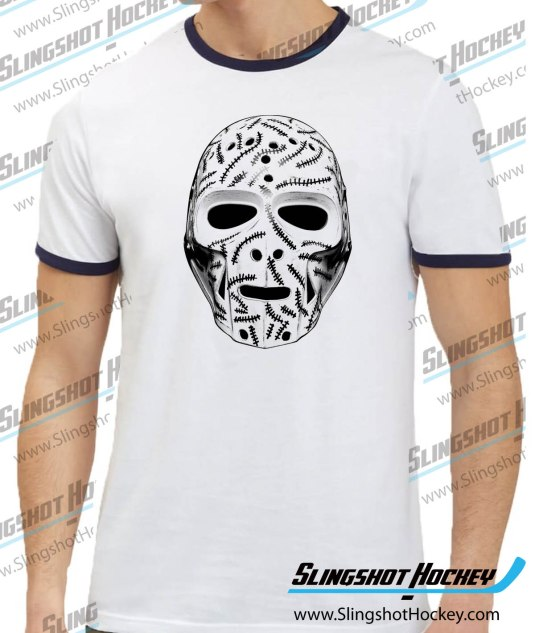 Gerry-Cheevers-Goalie-Mask-ringer-white-black-tshirt-SH