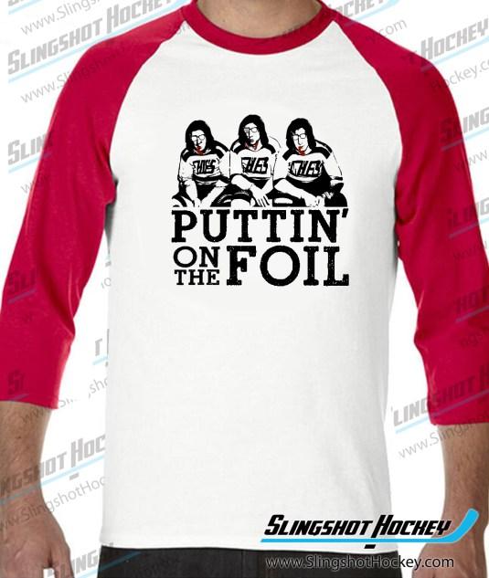 puttin-on-the-foil-hanson-brothers-slap-shot-raglan-white-red-slingshot-hockey