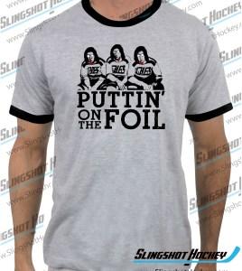 puttin-on-the-foil-hanson-brothers-slap-shot-ringer-heather-grey-black-mens-tshirt