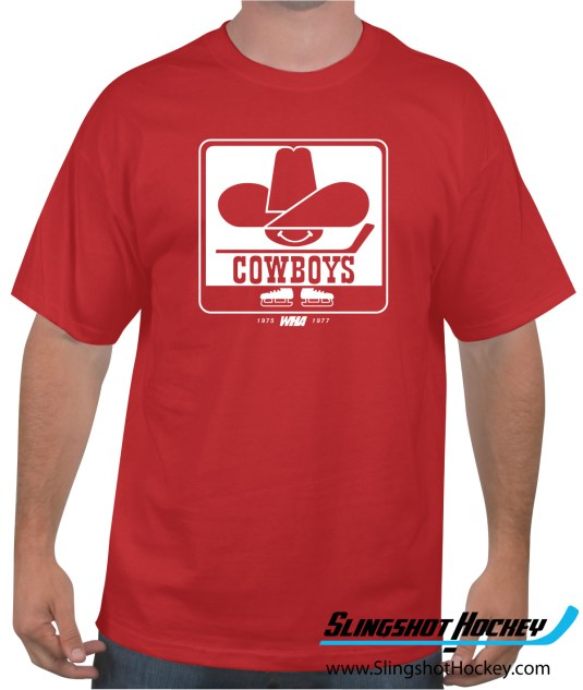 calgary-cowboys-red-mens-hockey-tee