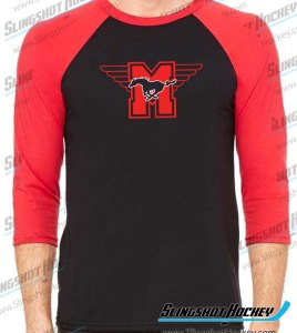 hamilton-mustangs-raglan-red-black
