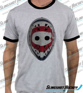 Ken-Dryden-Montreal-Goalie-Mask-ringer-heather-grey-black-mens-tshirt