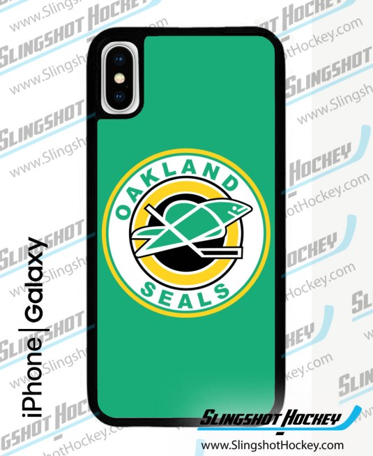 oakland-seals-iPhone-X-slingshot-hockey