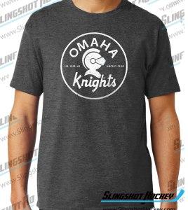 omaha-knight-charcoal-heather-grey-hockey-tshirt