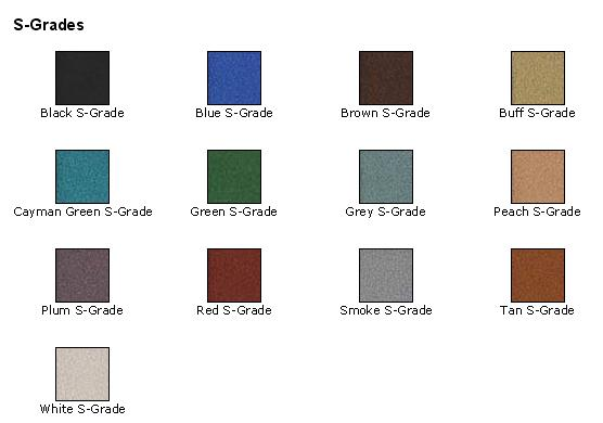 H C Concrete Stain Color Chart