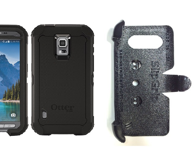 S5 Otterbox Cases Active Galaxy