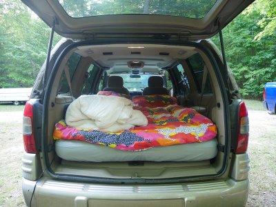 Ontario - Slip'in Car ou l'art de dormir dans sa voiture (sleep in car) - vanlife / vanstyle / voyage / non conventionnelle