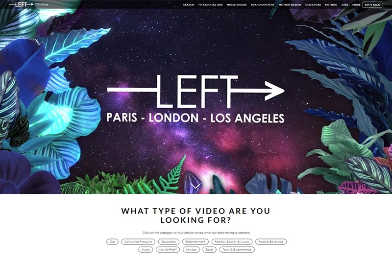 Left Productions video agency