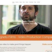 Video marketing by Magneto Films in London