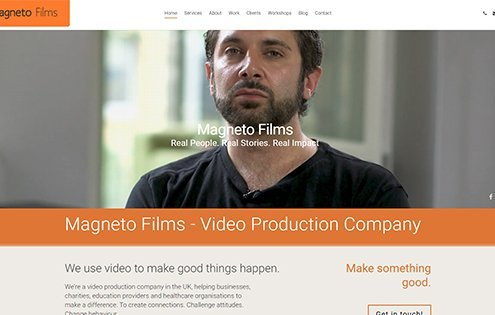 Video marketing by Magneto Films in London