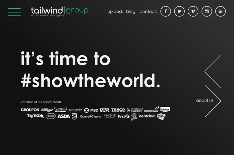 Tailwind Group visual communications agency
