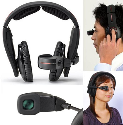 Nikon multimedia Wi-Fi Headset with 8GB & a browser