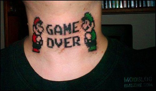 Friends don't let friends make bad tattoo decisions.