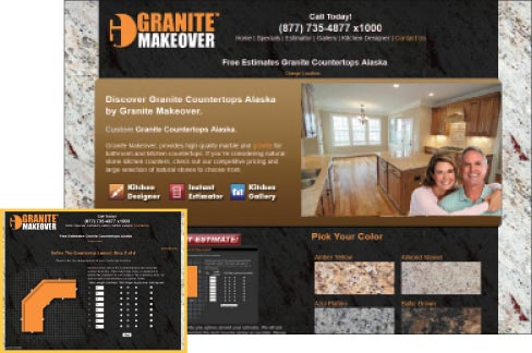 FireUps Helps Granite Shops Turn Website Visits into Paying Customers