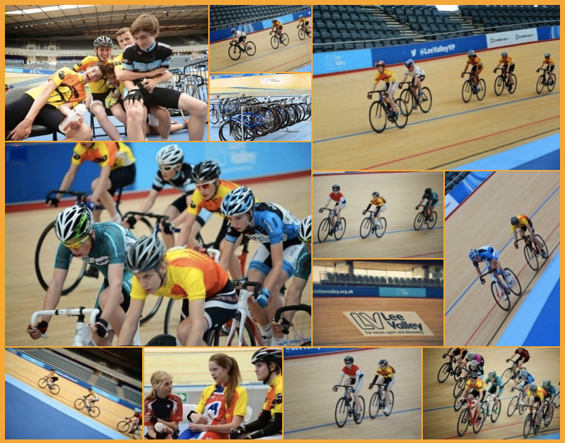 June 2014: Olympic Velodrome Visit