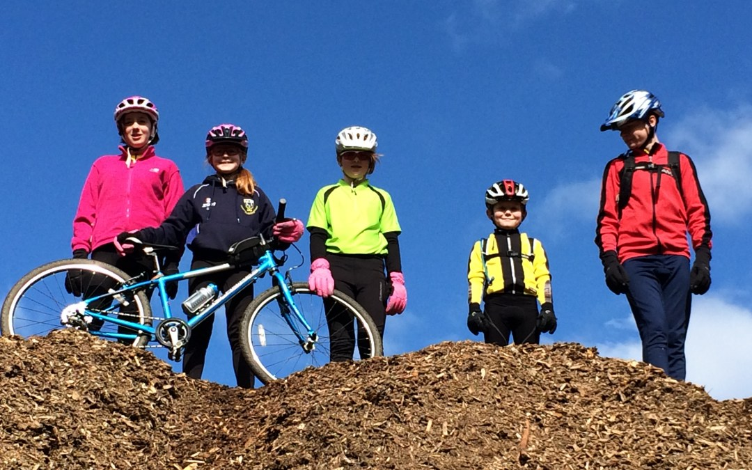 March Swinley MTB Ride – John & Finnlay Report