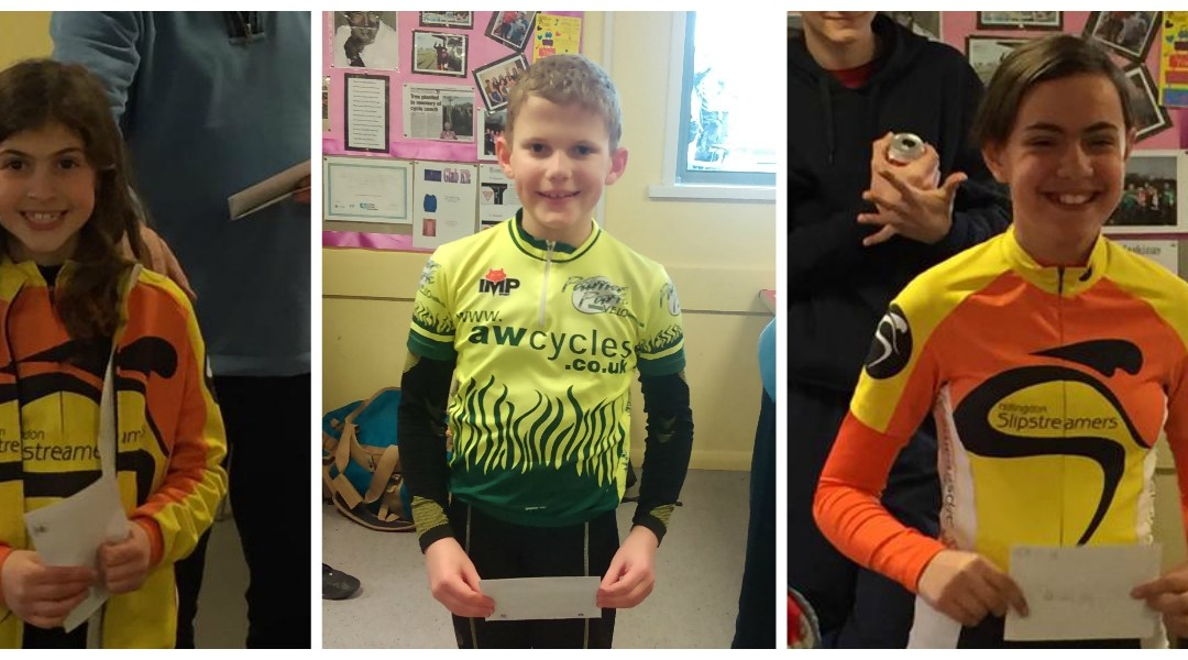 Slipstreamers sweep the board at West Drayton Specialised Crit Series