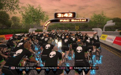 Slipstreamers – Get Ready to Zwift