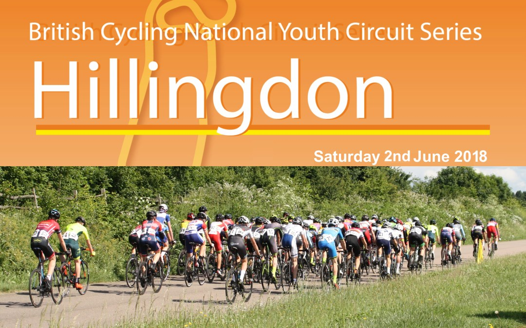 The 2018 National Youth Circuit Series Comes to Hillingdon…