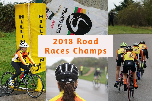 2018 Road Races Champs – Plan and Schedule