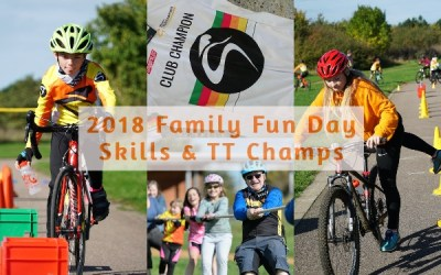 2018 Family Fun Day & Club Champs Kick Off