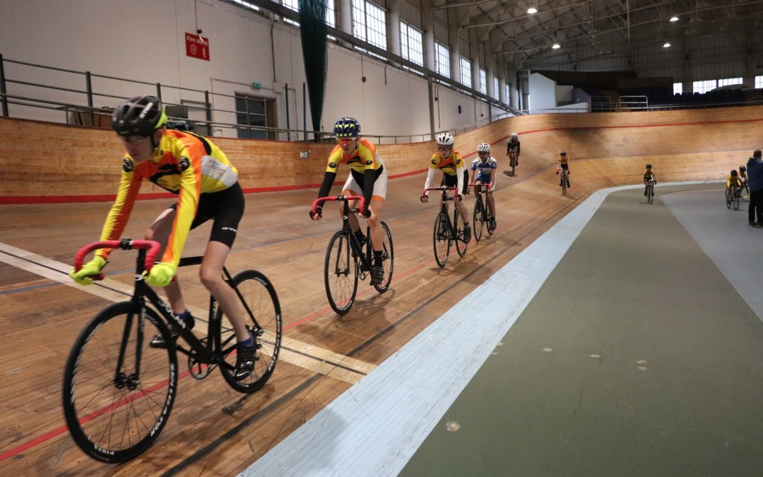 Calshot Track Coaching – Autumn/ Winter 2019/20 Sessions