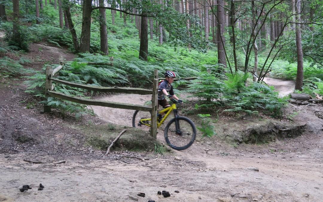 Surrey Hills MTB Social Ride – Sunday 26th May 2019