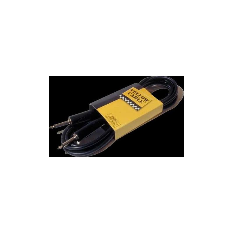 Cable Pour Instruments Jack Jack Mono 635mm Mouls Au
