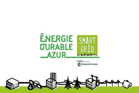 SLK Ingénierie est membre du Club Smart Grids Côte d'Azur