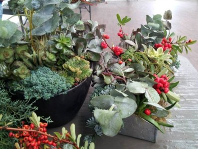 8. Custom planters